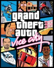 Boîte du jeu Grand Theft Auto: Vice City