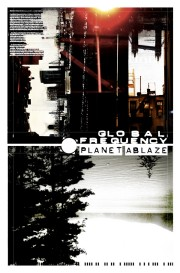 Couverture de Global Frequency par Brian Wood