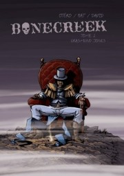 Bonecreek - couverture tome 2
