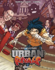 Couverture de Urban Rivals