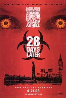 Affiche du film 28 days after