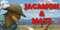 Interview de Matz et Jacamon