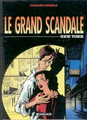 Couverture Le Grand Scandale