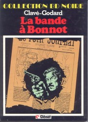 Couverture La bande � Bonnot