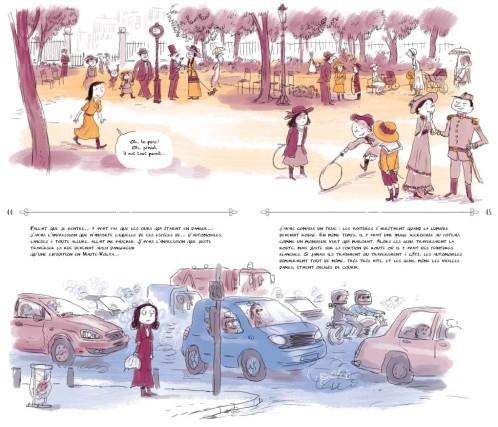 Le Temps des Marguerite - BD, avis, informations, images, albums ...