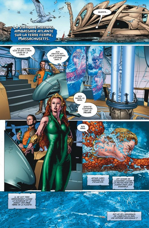 BD Aquaman Rebirth