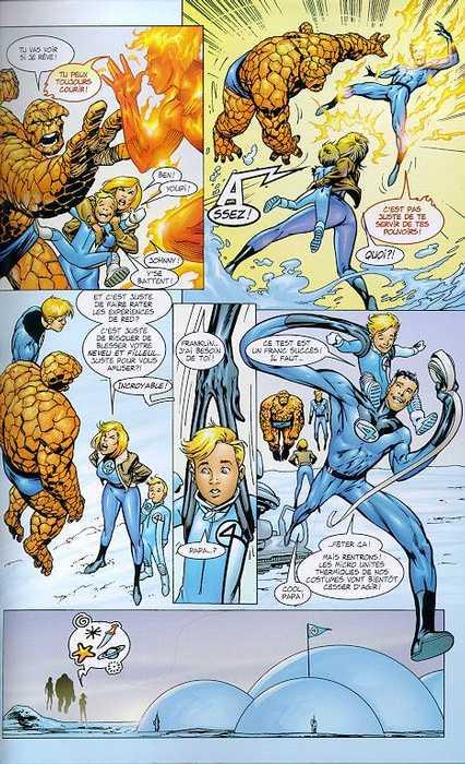 bd-theque   comics fantastic four
