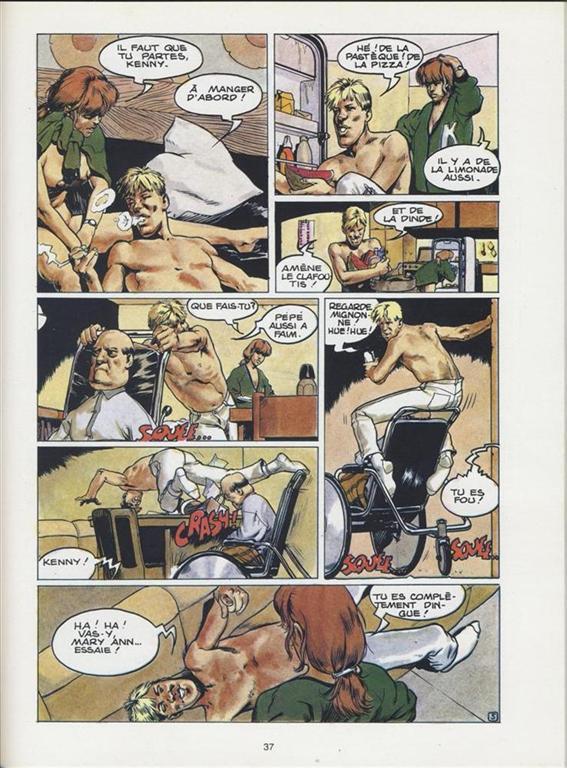 Com amateur sexe le sexe de bande dessinée