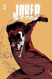 Couverture de la série Joker - Fini de rire