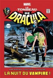 Couverture de la série Le Tombeau de Dracula (Dracula, le vampire)