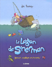 BD Le Lagon de Sherman - Glamour, coquillages et crustac�s