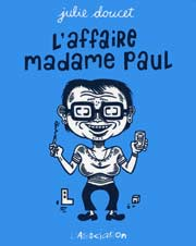 BD L'affaire Madame Paul