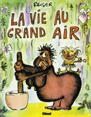 BD La Vie au grand air