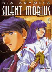 silent mobius tome 2