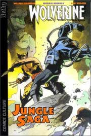 BD Wolverine - Jungle Saga