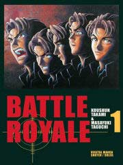 Acc�der � la BD Battle Royale