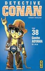 BD Détective Conan - Détective Conan, tome 38