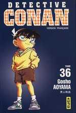 BD Détective Conan - Détective Conan, tome 36