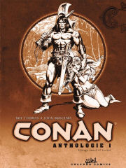 BD Anthologie de Conan le barbare