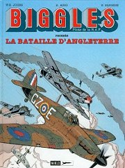 BD Biggles raconte