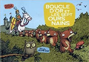 BD Les Sept Ours Nains