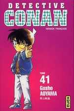 BD Détective Conan - Détective Conan, tome 41