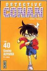 BD Détective Conan - Détective Conan, tome 40