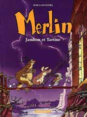 BD Merlin (Dargaud)