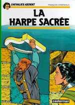 BD Chevalier Ardent - La Harpe sacrée
