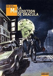BD La Malédiction de Dracula