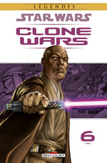 BD Star Wars - Clone Wars - D�monstration de Force