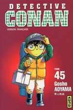 BD Détective Conan - Detective Conan, tome 45