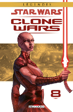 BD Star Wars - Clone Wars - Obsession