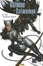 BD Batman & Catwoman - Tu ne tueras point