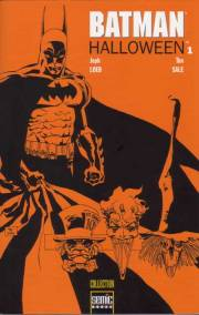 Acc�der � la BD Batman - Halloween