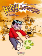 BD Harry & compagnie