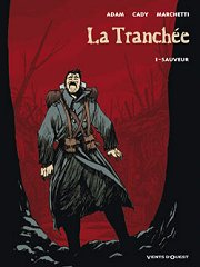 Couverture de La Tranch�e