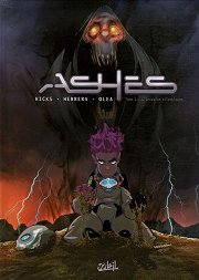BD Ashes - L'invasion silencieuse