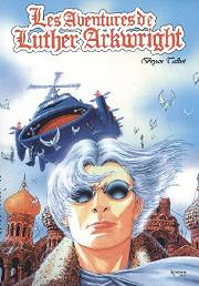 BD Luther Arkwright (Les Aventures de)
