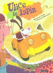 BD Ulice le lapin