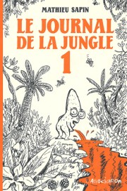 BD Le Journal de la jungle