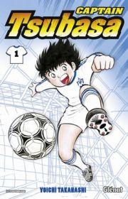 Accéder à la BD Captain Tsubasa
