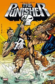 BD The Punisher - Journal de guerre
