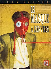 BD Le Masque à l'envers