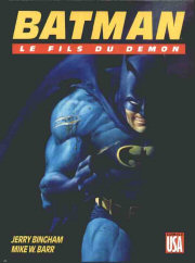 BD Batman - Le fils du demon