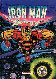 BD Iron Man - L'int�grale - Iron Man