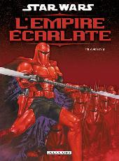 BD Star Wars - L'Empire Ecarlate