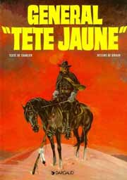 BD Blueberry - General Tete Jaune