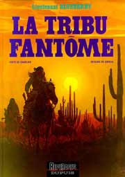 BD Blueberry - La Tribu Fantome
