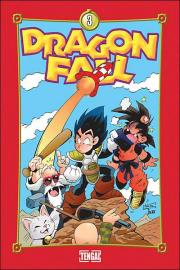 BD Dragon Fall - C'est la zone